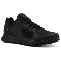Walking Shoes Reebok Sawcut Mens Black/Grey/Red CN2123
