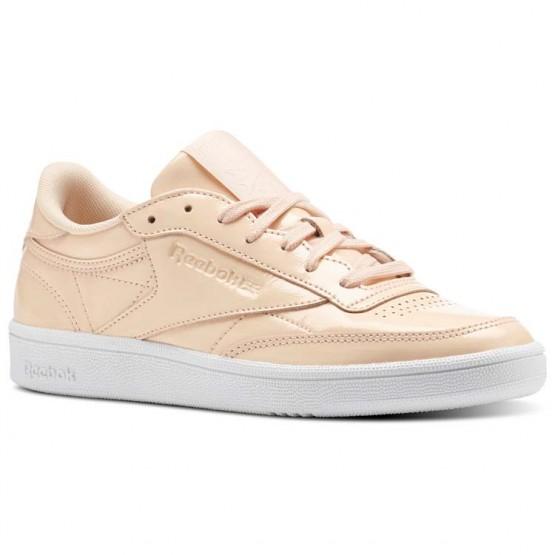 Reebok Club C 85 Schuhe Damen Rosa/Weiß BS9778