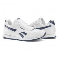 Reebok Royal Glide Schuhe Kinder Weiß/Navy CN1521