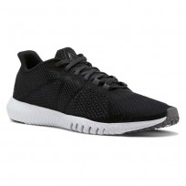 Training Shoes Reebok Flexagon Mens Black/White CN2583