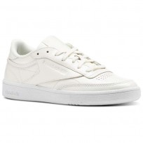 Reebok Club C 85 Shoes Womens White BS9776