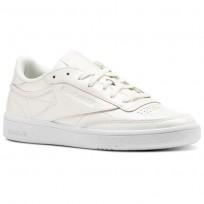 Reebok Club C 85 Schuhe Damen Weiß BS9776