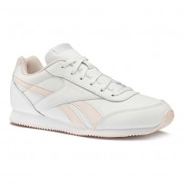 Reebok Royal Classic Jogger Shoes Boys Grey/White CN4619