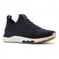 Reebok Floatride 6000 Lifestyle Shoes Mens Navy/Black/White CN2868