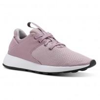 Reebok Ever Road Dmx Walking Shoes Womens Lavender/White CN2215