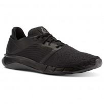 Running Shoes Reebok Print Mens Black/Grey CN2501
