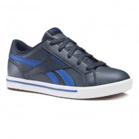 Reebok Royal Comp Shoes Kids Navy/Blue CN4846