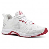 Reebok Ahary Runner Running Shoes Womens White/Grey/Pink CN5344