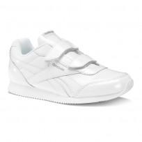 Shoes Reebok Royal Classic Jogger Girls White/Silver DV3666