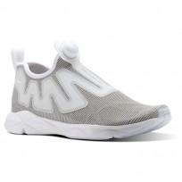 Reebok Pump Supreme Lifestyle Shoes Mens White CN5572