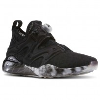 Dance Shoes Reebok The Pump Izarre Womens Black/Grey/White AR3119