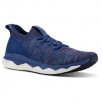 Reebok Floatride Rs Ultk Running Shoes Mens Blue/Navy CN2570