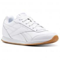 Reebok Royal Classic Jogger Schuhe Kinder Weiß/Grau CN1407