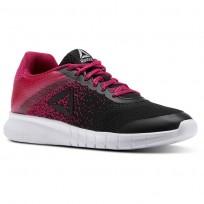 Reebok Instalite Shoes Womens White/Red/Black CN0848