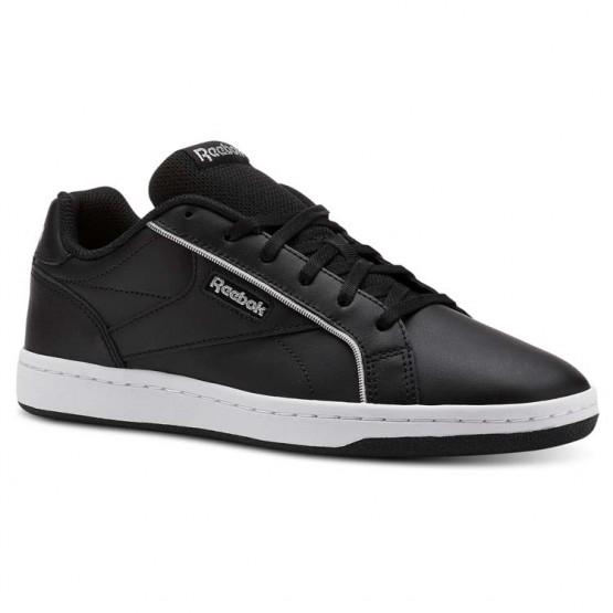 Reebok Royal Shoes Womens Black/White/Silver CN3133