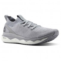 Reebok Floatride Rs Ultk Lifestyle Shoes Mens Grey/Grey/White CM8756