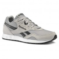 Shoes Reebok Royal Connect Mens Grey/Black/White CN3097