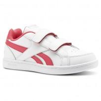 Zapatillas Reebok Royal Prime Niña Blancas/Rosas/Rosas Claro CN4784