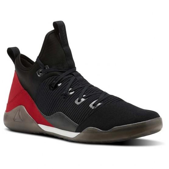 Reebok Combat Noble Tactical Shoes Mens Black/White BS6179