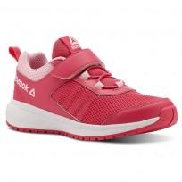 Running Shoes Reebok Road Supreme Girls Pink/Light Pink/White CN4204