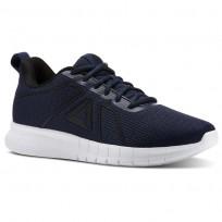 Reebok Instalite Running Shoes Mens Navy/Black/White CN3941