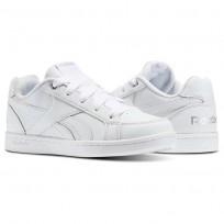 Zapatillas Reebok Royal Prime Niños Blancas/Plateadas V69990