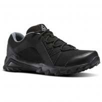 Reebok Trailgrip Walking Shoes Mens Black BS5236