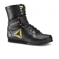 Reebok Boxing Tactical Shoes Mens Black/Gold CN5105