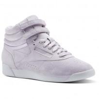 Reebok Freestyle Hi Schuhe Damen Weiß CN0603