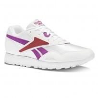 Reebok Rapide Og Su Shoes Mens White/Red CN6002