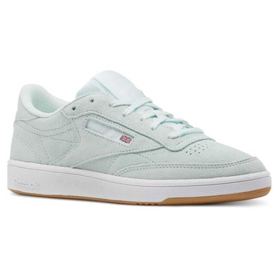 Reebok Club C 85 Schuhe Damen Weiß CN5201