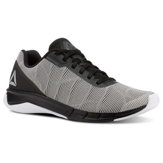 Running Shoes Reebok Flexweave Run Mens White/Grey/Black CN5097