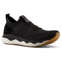 Reebok Floatride Rs Ultk Lifestyle Shoes Mens Black/Grey CN2238