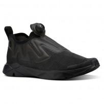 Reebok Pump Supreme Lifestyle Shoes Mens Black/Grey CN5577