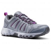 Reebok Dmx Ride Comfort Rs 3.0 Walking Shoes Womens Grey BS5419