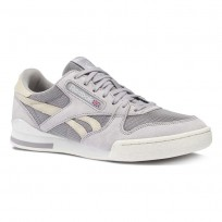 Reebok Phase 1 Pro Shoes Mens Grey/Wash Yellow CN3745