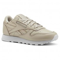 Reebok Classic Leather Shoes Womens White CN3270