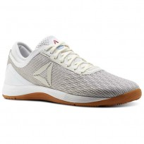 Reebok Crossfit Nano Shoes Mens White/Red/Blue CN1020