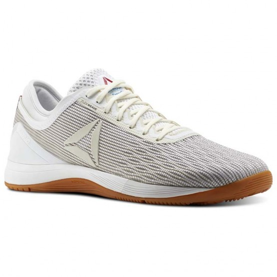 Reebok Crossfit Nano Schuhe Herren Weiß/Rot/Blau CN1020