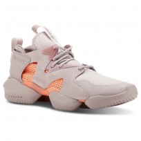 Reebok 3d Op. Shoes Mens Lavender/Pink CN5627