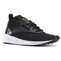 Reebok Zoku Runner Shoes Womens Black/White/Grey BD4778