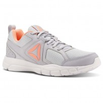 Reebok 3d Fusion Tr Training Shoes Womens Grey/Pink/White CN5260