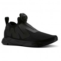 Reebok Pump Supreme Lifestyle Shoes Mens Black/Grey CN2941