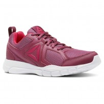 Reebok 3d Fusion Tr Training Shoes Womens Pink/White CN5257