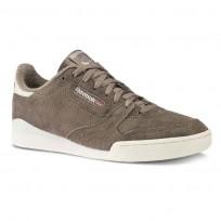 Reebok Phase 1 Shoes Mens Dark Grey CN4985