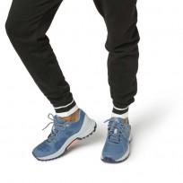 Reebok Sawcut Walking Shoes Womens Blue/Grey/Navy CN5020