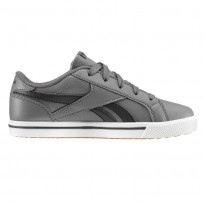 Reebok Royal Comp Shoes Boys Grey/Black CN4849