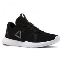 Reebok Reago Training Shoes Womens Black/Brown/White CN5186
