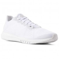 Training Shoes Reebok Flexagon Mens White/Grey CN8532