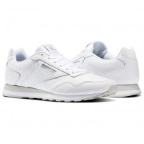 Reebok Royal Shoes Mens White/Grey BS7990